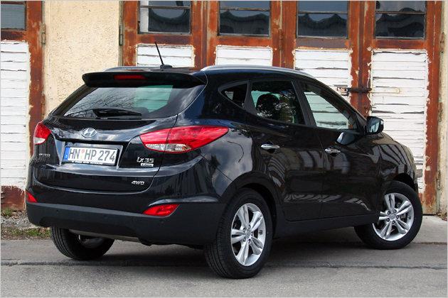 Hyundai ix35 2.0 CRDi MT