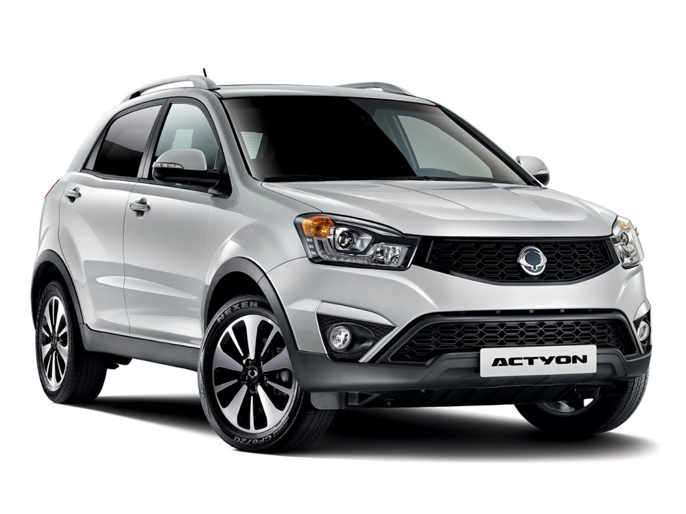 SsangYong Actyon 2104