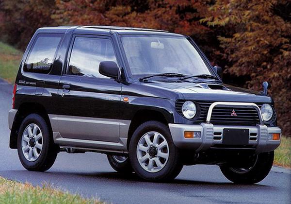 Митцубиси Паджеро Мини (Mitsubishi Pajero Mini)