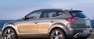 Внешний вид Opel Antara