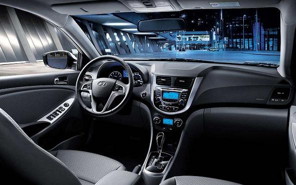 Салон паркетника Hyundai ix25