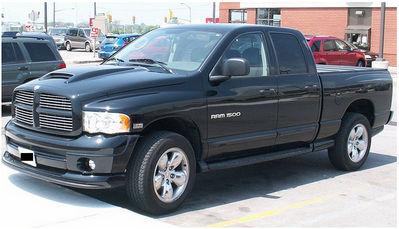 Пикап Dodge Ram 1500