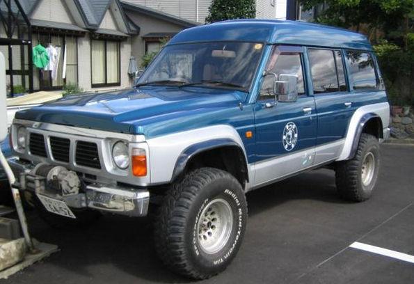 Внедорожник Nissan Y-60