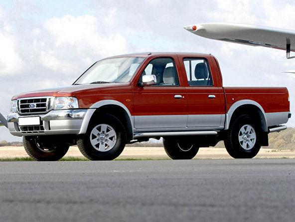 Форд Рейнжер второго поколения