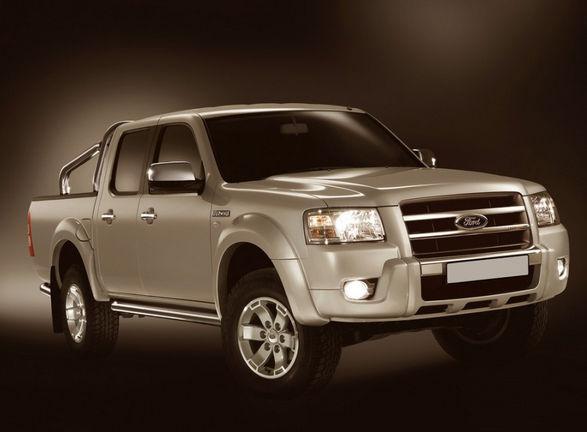 Ford Ranger третьего поколения