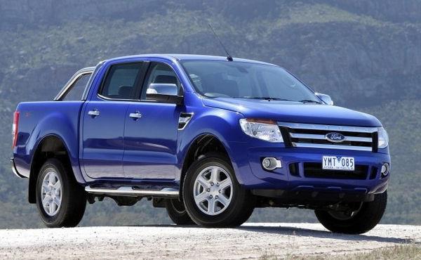 Ford Ranger четвертого поколения