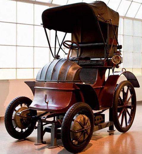 Первый электромобиль Андерсона