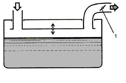 Барботражный карбюратор схема