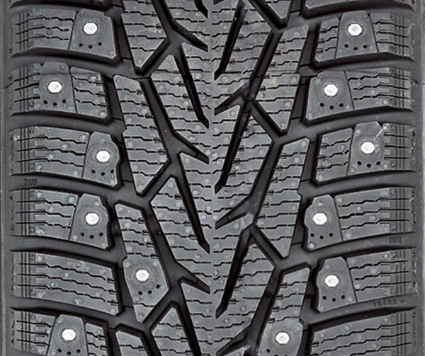 выбор зимних шин для внедорожников с V образным рисунком