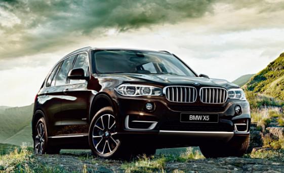 Кроссовер BMW X5