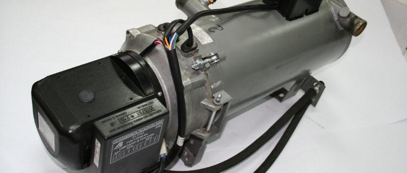 Предпусковой подогреватель двигателя