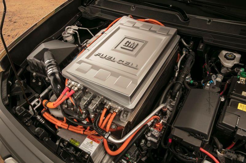 Двигатель Chevy Colorado zh2