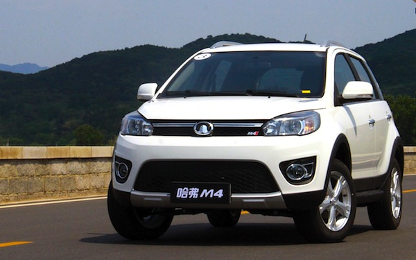 Great Wall Hover M4