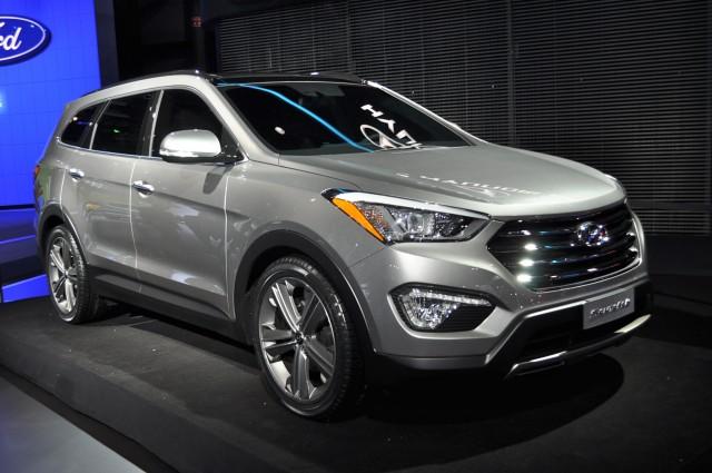 Hyundai Santa Fe 2014