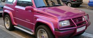 Suzuki «Grand Vitara» 1997