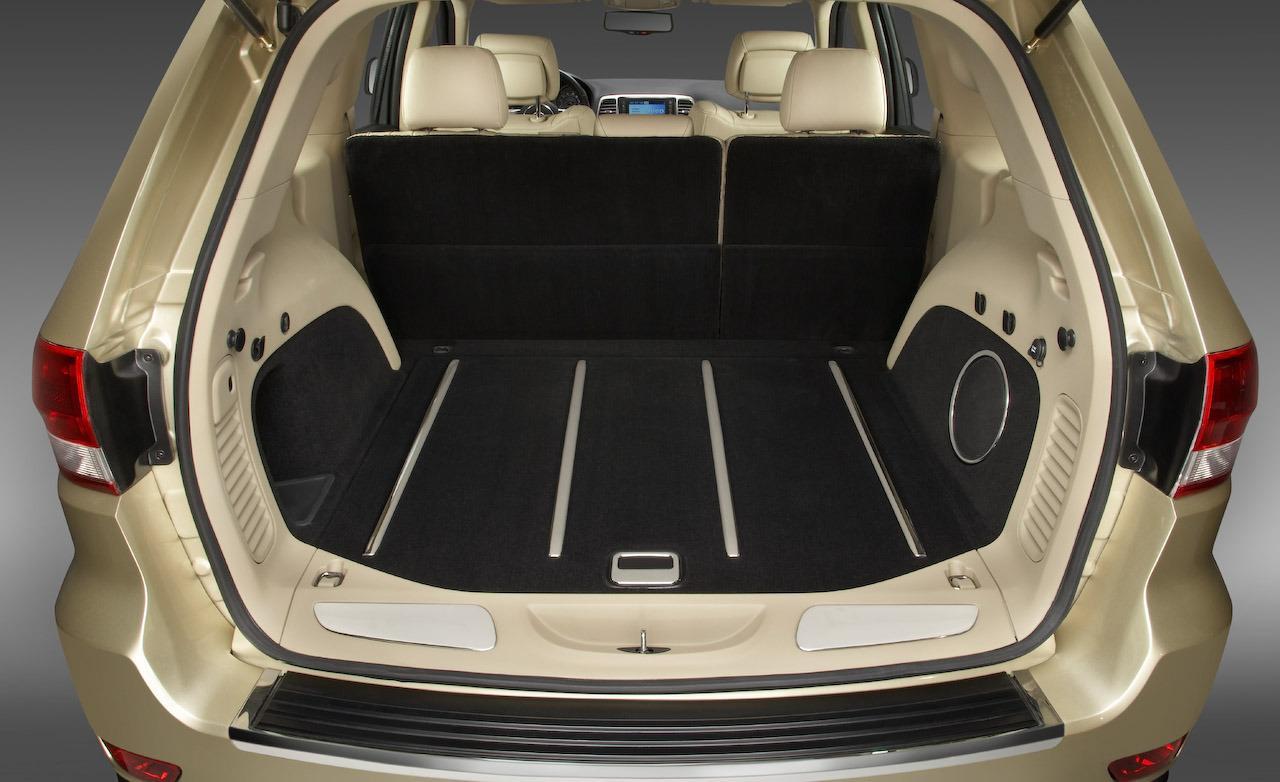 Багажник Grand-Cherokee
