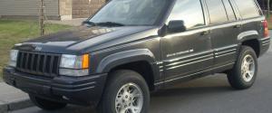 Jeep Grand Cherokee 1997 года