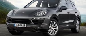 Porsche Cayenne дизель