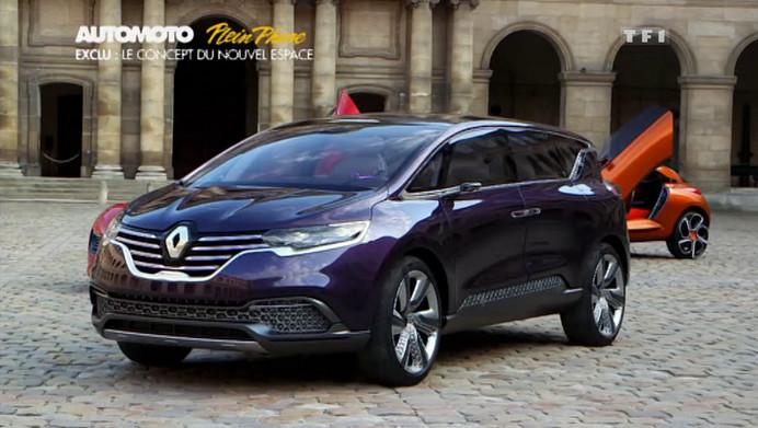 Renault Initiale Paris на обложке журнала