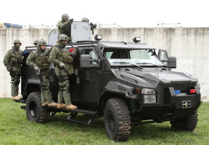 SWAT Pitt-Bull VX