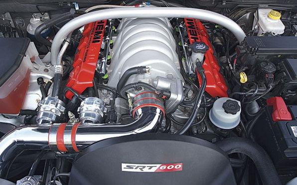 Двигатель Jeep Grand Cherokee SRT 8