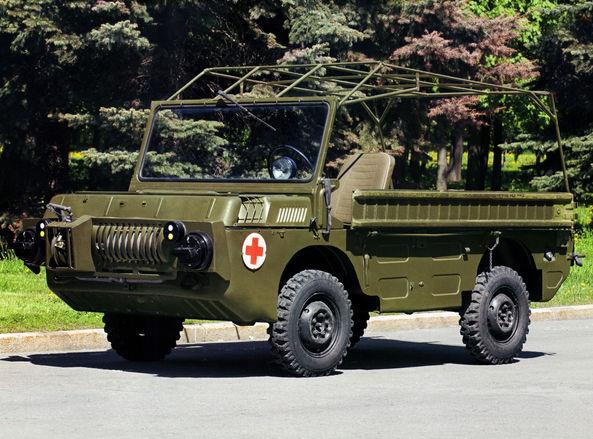 ЛуАЗ 967М 1975–1989 годов выпуска