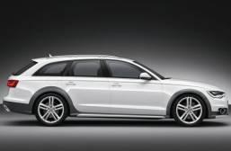 Audi A6 Allroad quattro 2014