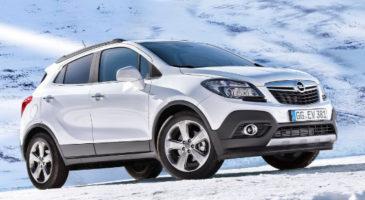 Opel Mokka с механической КПП