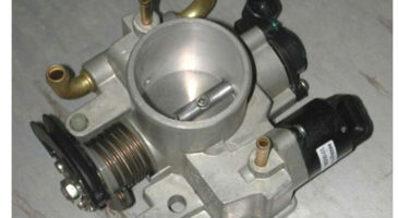 Карбюратор бензинового двигателя