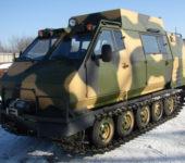 Вездеход СМ-552-03