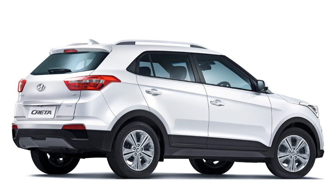 Hyundai ix25 (Creta)