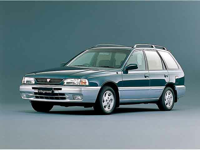 Nissan Wingroad 1996, 1997, 1998, 1999