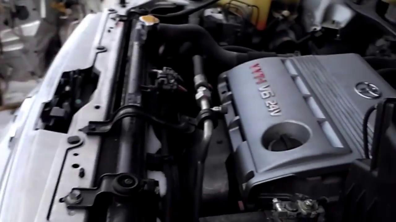 Двигатель 1MZ-FE с Toyota Kluger MCU25W, 2003 г.