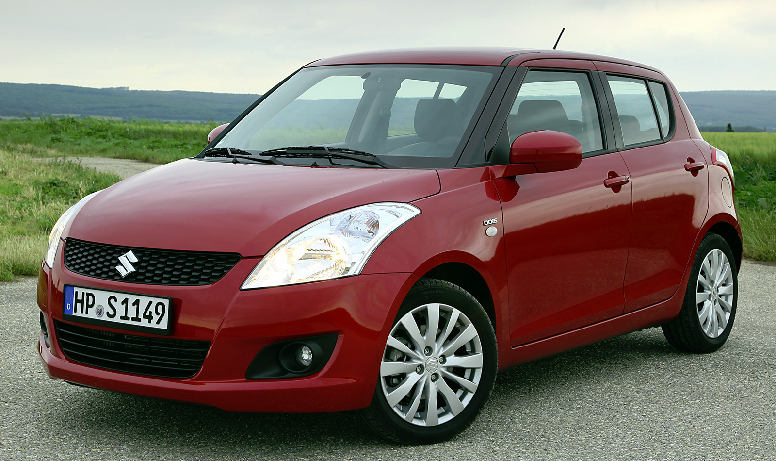 Suzuki Swift 3 (2010-2017)