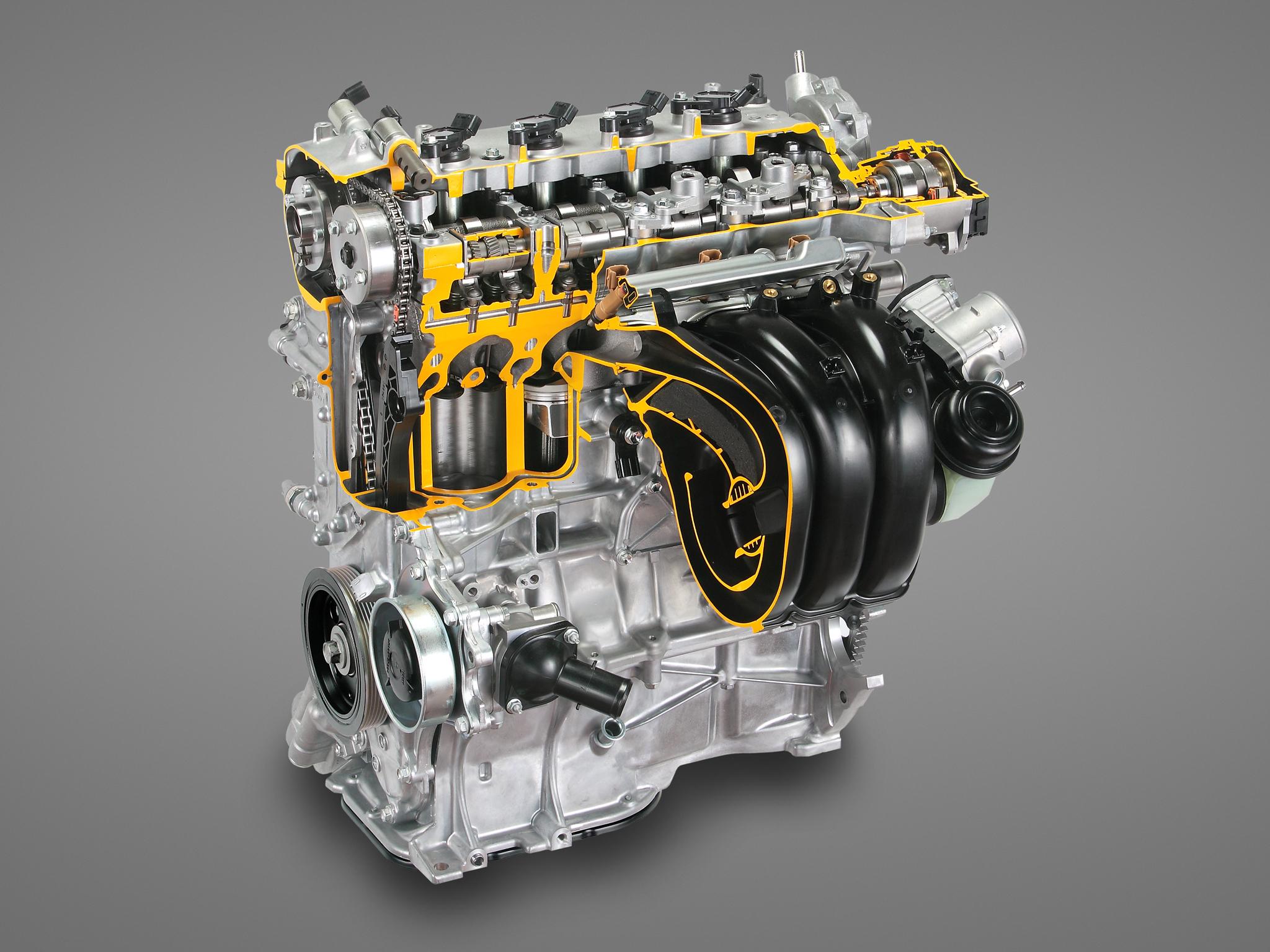 Двигатель Тойота Вокси
