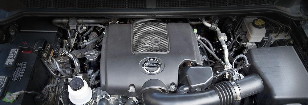 VK56DE - двигатель Nissan Armada 5.6 литра