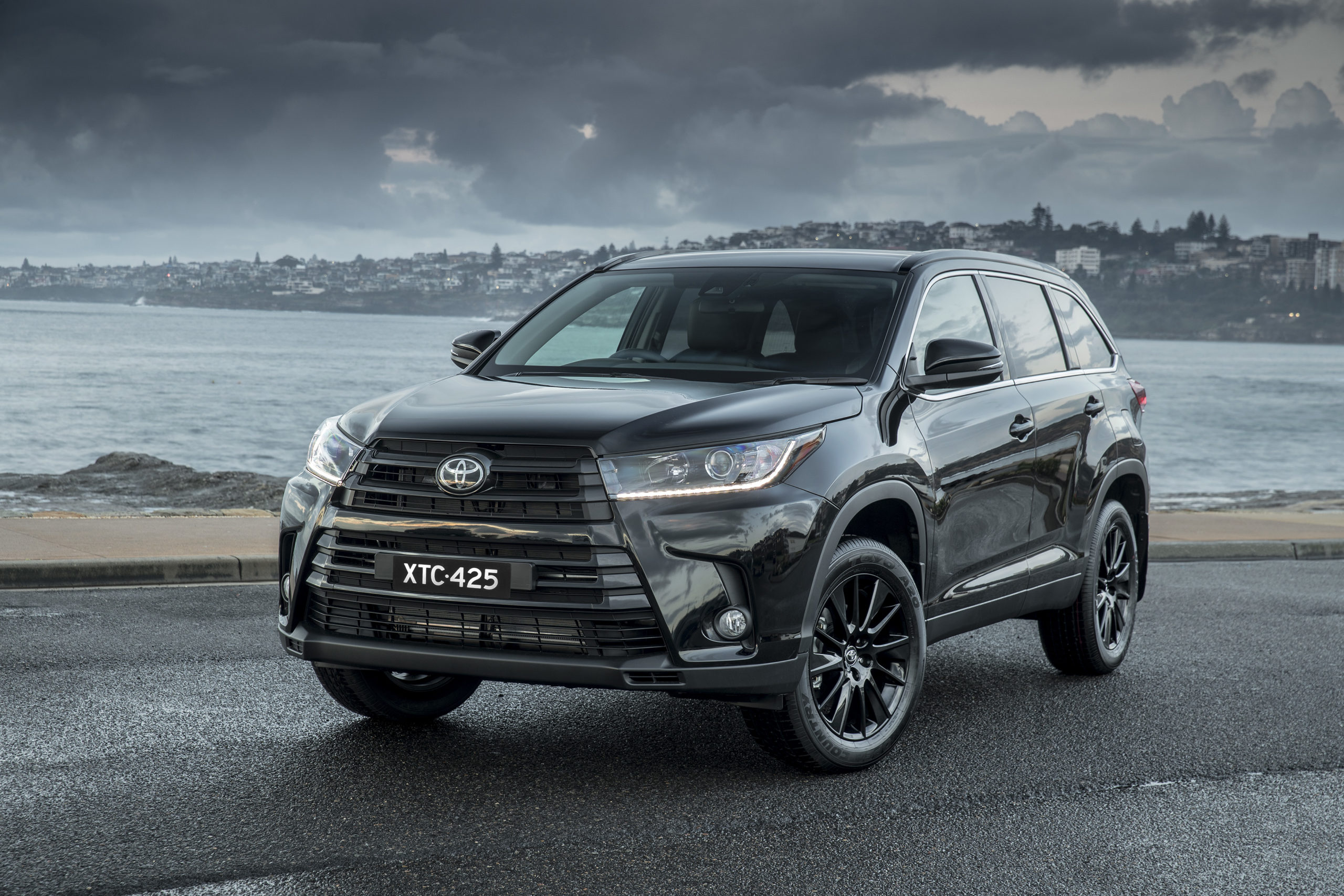 "Toyota Kluger ""Black Edition"" (XU50) '2019"